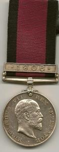 Tpr J.P. Cornelius Northern Districts Mounted Rifles