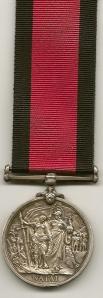 Natal Medal HC Maw Rev