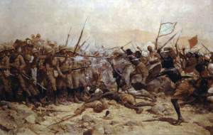 The Battle of Abu Klea