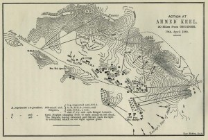 Action ahmed khel 1880