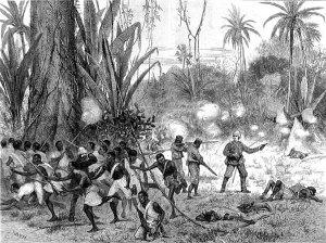 Bush Fight - Anglo Ashanti War