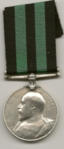 Ashanti Medal Obv Private Chamangmasasa 1st Central African Btn Kings African Rifles