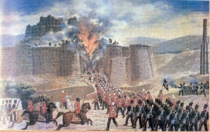 Battle of Ghuznee