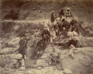 Battle of Ali Musjid - Members of Yorkshire Lt Infantry