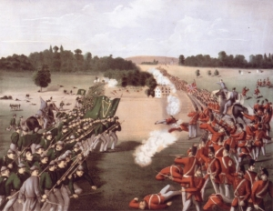Battle of Ridgeway