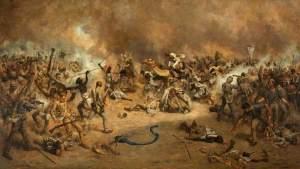 The Battle of Tofrek