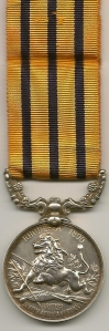 Troopr F.J. Tieinan BSAP