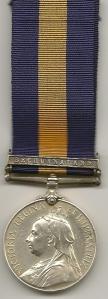 Pte E. W. Lucas Cape Town Highlanders