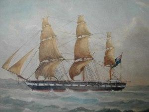 HMS Pelorus