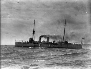 HMS Philomel