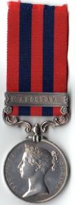 599 L Burke HM's 80th Regt