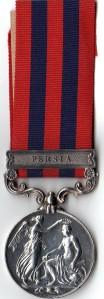 J Edwards  78th Regiment