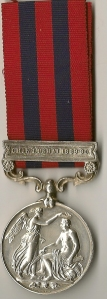3419 Private William Atkinson 1st Kings Own Scottish Borderers