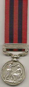 Sepoy .............. 4th Gurkha Regt