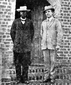 John Chilembwe (last known photograph)