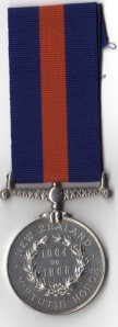 NZ Medal 1864-65 Rev - 793 Patk. O'Connell, 65th Regt