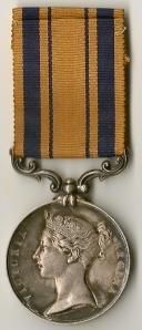 South Africa Medal 1854 Obv