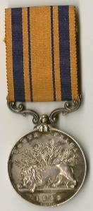 J. Marks, Caulker HMS Castor