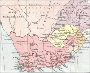 The Cape Colony 1878
