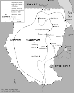 The_Mahdist_State,_1881-98,_modern_Sudan